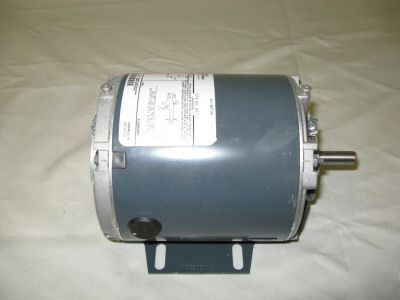 Ge split phase motor ac 1 3hp 5k310 5kh39qn5529a for Split phase ac motor