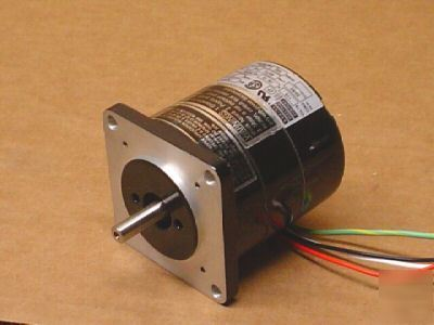 New bodine hy sync 23t1behy low speed stepper motor for Low rpm stepper motor