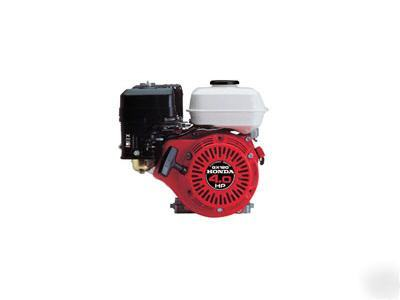 New honda GX120 HX2 4.0 hp in box - 6 to 1 gear box
