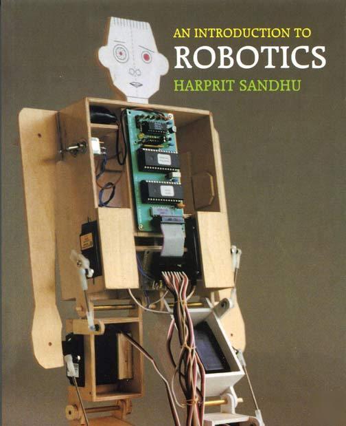 Introduction to robotics how to build walking robot