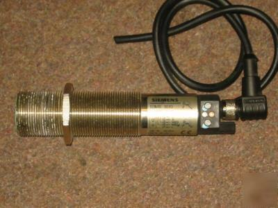 Siemens Sonar Bero 3rg6012 3ah00 Ultrasonic Proximity