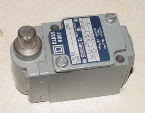 New square d class 9007 limit switch
