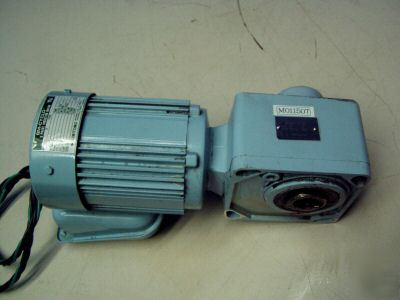Sumitomo Sm Cyclo 1 4hp Induction Motor Hyponic Drive