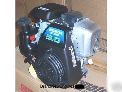 New Honda 5hp Ohc Engine For A Generator