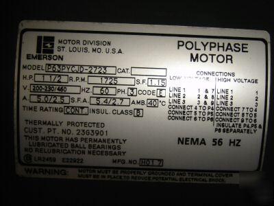 Marathon motor wiring diagram marathon motor water pump for 1 5 hp 3 phase electric motor