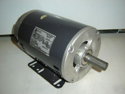 emerson 1 5 hp electric motor 3 phase 1 1 2 hp