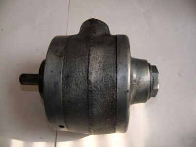 Gast Manufacturing Corporation Air Motor 4am Nrv 22a