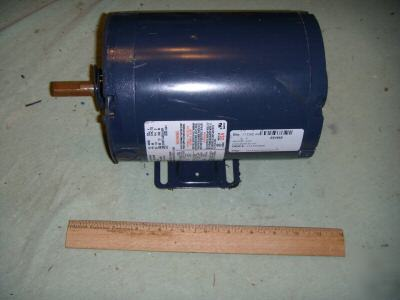 Franklin 1 2hp Electric Motor 3 Phase