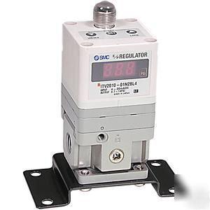 Smc digital pneumatic regulator #itv 2030-31N2L4