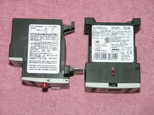 Siemens Contactor Motor 3 Ph