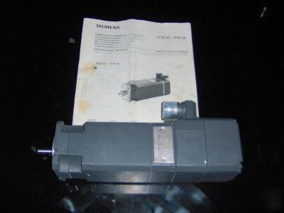 New siemens servo drive motor 1ft6034 1ak71 4ag1 for Siemens servo motor repair